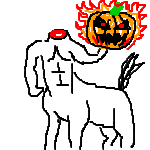 Headless Horse Man