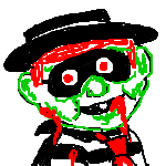 Living Dead Hamburglar